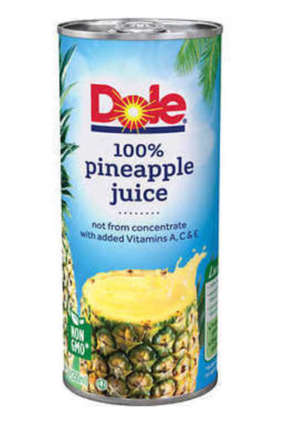 159df6bd4 Dole Pineapple Juice Price & Reviews | Drizly