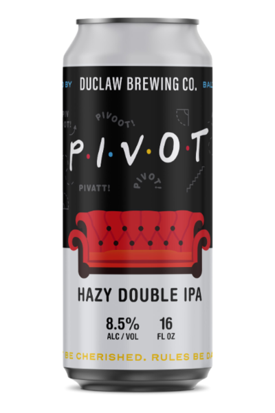 DuClaw Pivot Double IPA Price & Reviews | Drizly
