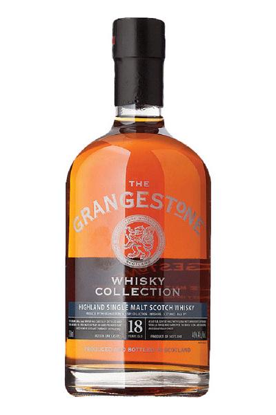 grangestone 18yr single malt scotch whisky price reviews drizly