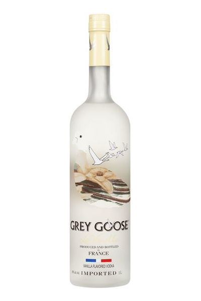 GREY GOOSE La Vanille Flavored Vodka