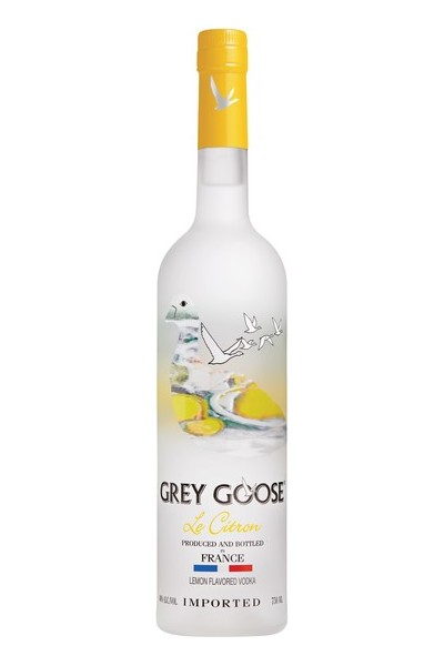 GREY GOOSE® Le Citron Flavored Vodka