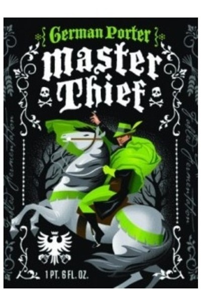 the master thief grimm