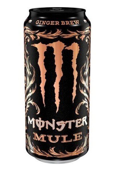 Monster Mule Ginger Brew Energy Drink Price Reviews Drizly The m247 mule is a major antagonist in the 1986 american horror film maximum overdrive. monster mule ginger brew energy drink