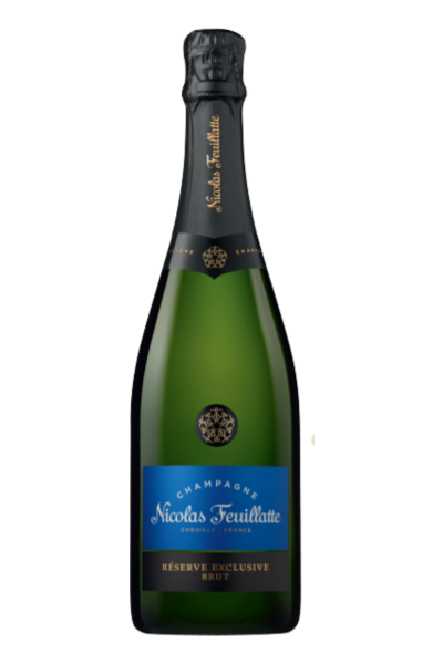Champagne Nicolas Feuillatte Brut Reserve Exclusive - at Drizly.com