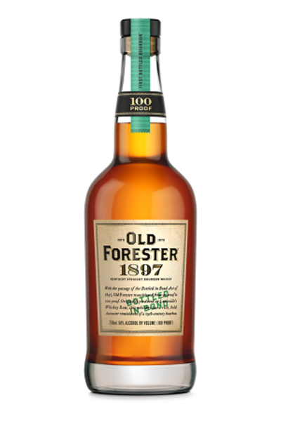 Old Forester 1897 Bottled in Bond Bourbon