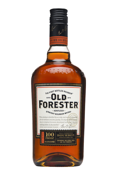 Old Forester 100 Proof Signature Bourbon