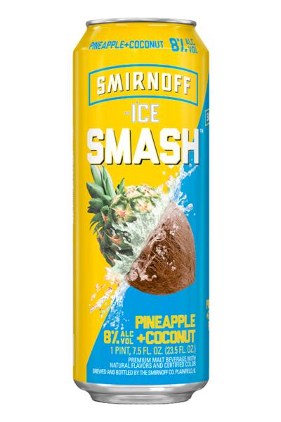 Smirnoff Ice Smash Pineapple Coconut Price & Reviews | Drizly