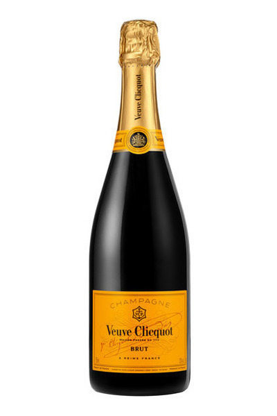 Veuve Clicquot Brut Yellow Label Champagne - at Drizly.com