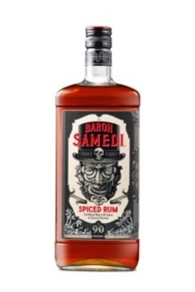 The baron samedi spiced rum buy rum online drizly for What goes good with spiced rum
