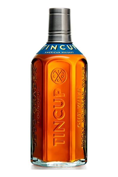 Tincup Colorado Whiskey Buy Bourbon Online Drizly