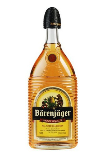 Barenjager Honey Liqueur