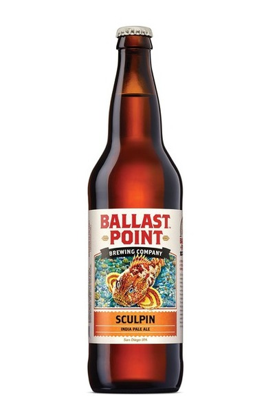 Ballast Point Sculpin Ipa Buy Beer Online Drizly