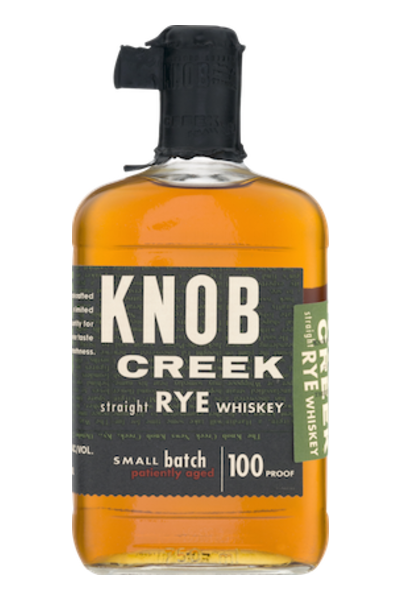Knob Creek Or Wild Turkey For Old Fashioned